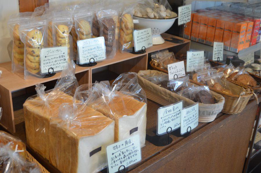 ブーランジェリーメゾン辻,食パン,お菓子