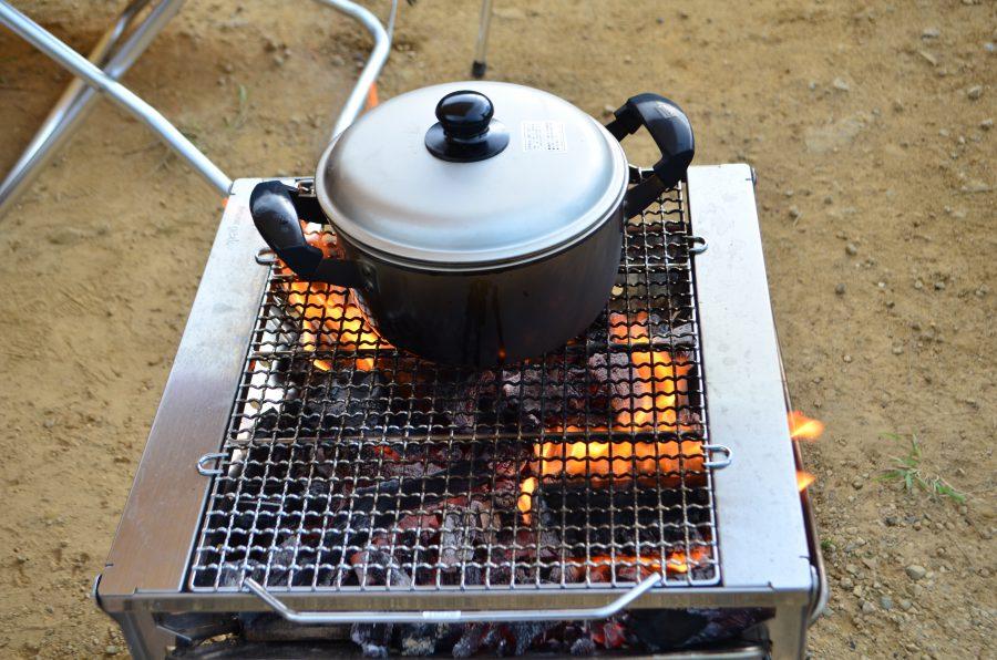 若杉高原おおやキャンプ場,料理