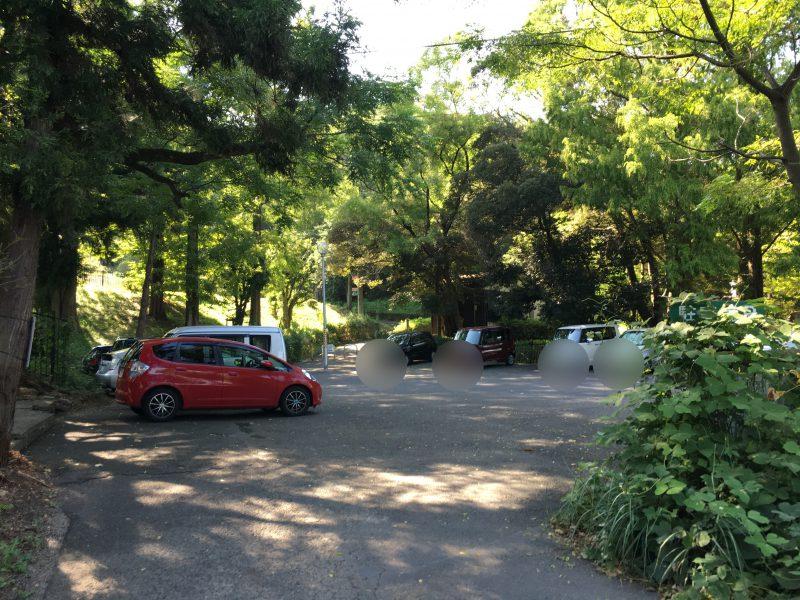 えひめこどもの城駐車場