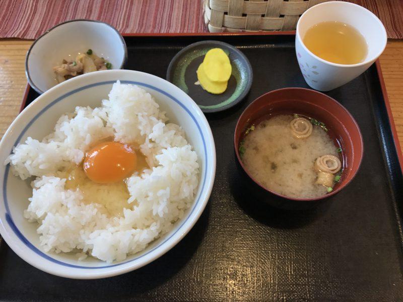 熊福,たまごかけ御飯