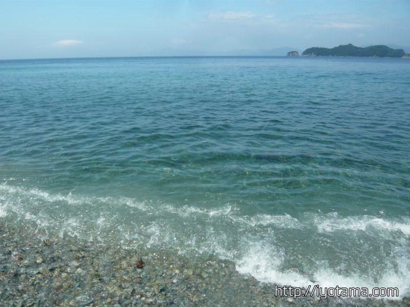 真穴地区,風景,海