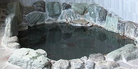 若杉高原おおやキャンプ場,若杉高原温泉外風呂