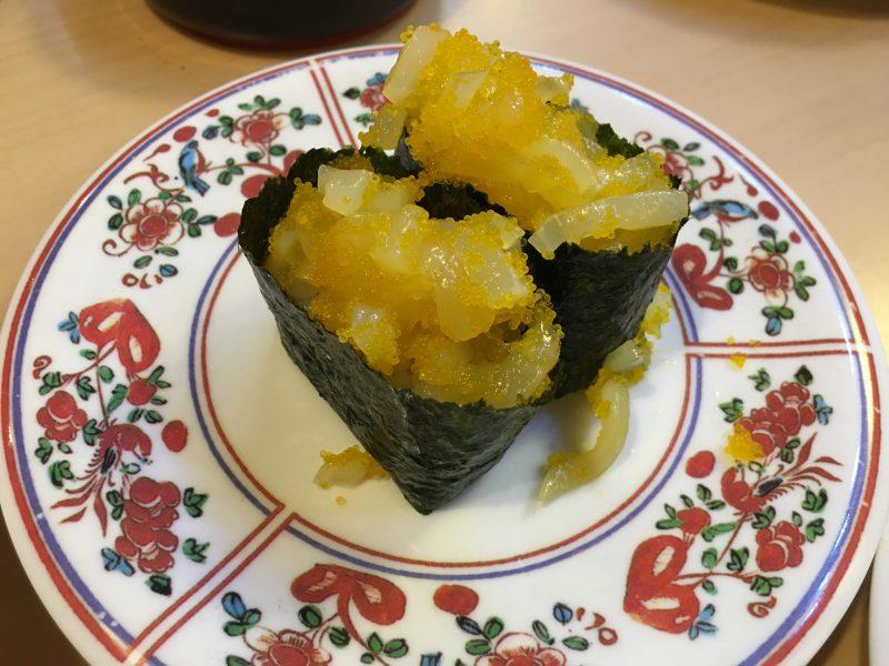 すし水軍,握り寿司