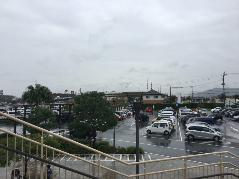 大阪王将エミフルMASAK,駐車場