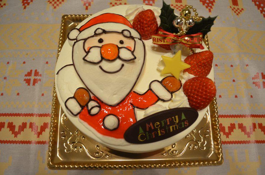菓子夢,クリスマスケーキ