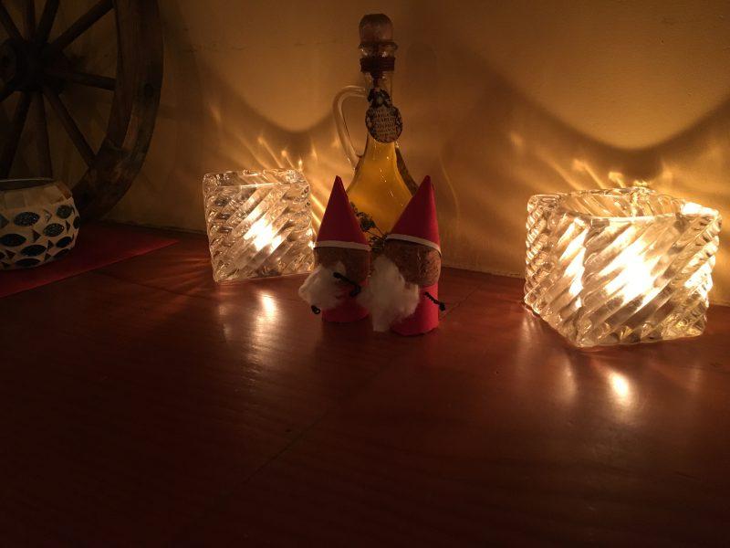 ジロラモ,クリスマスディナー