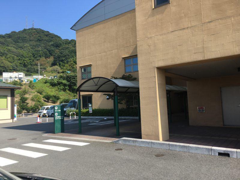 畑寺児童館,外観