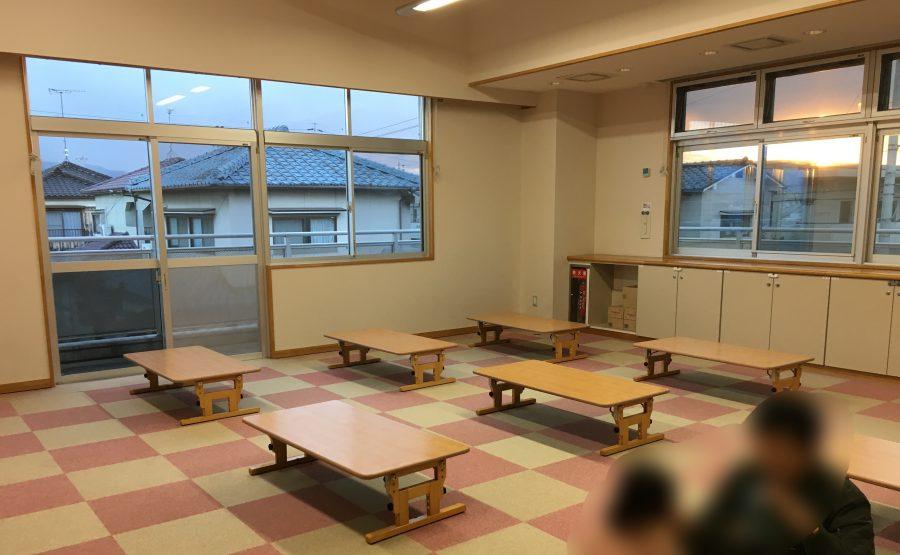 南部児童館,集会室