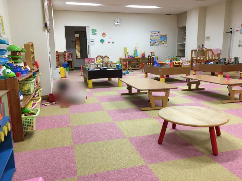 南部児童館,乳幼児