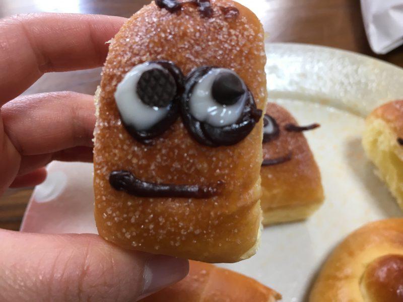 パンメゾン,キャラクターパン,ミニヨン