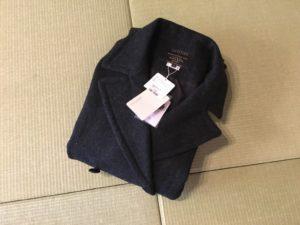 メルカリ,梱包,洋服,厚手