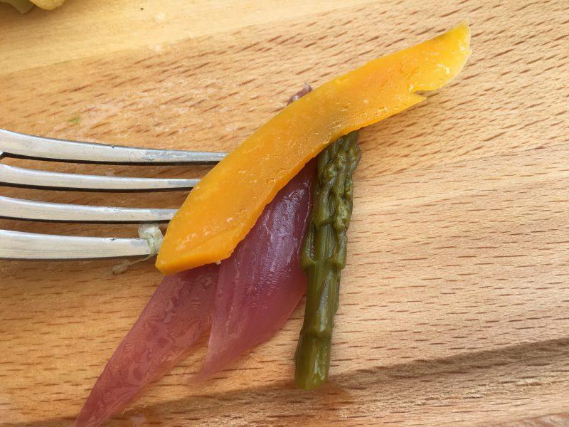 ジラソーレ,前菜