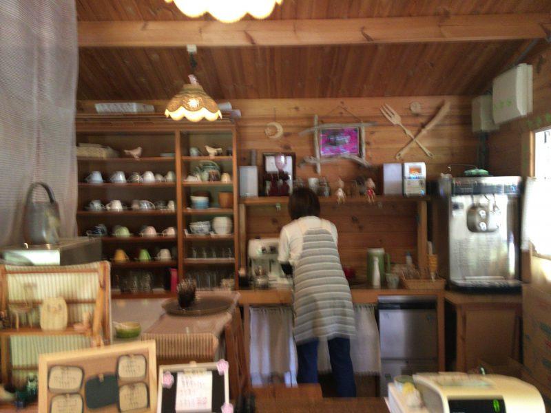 山本牧場,カフェ