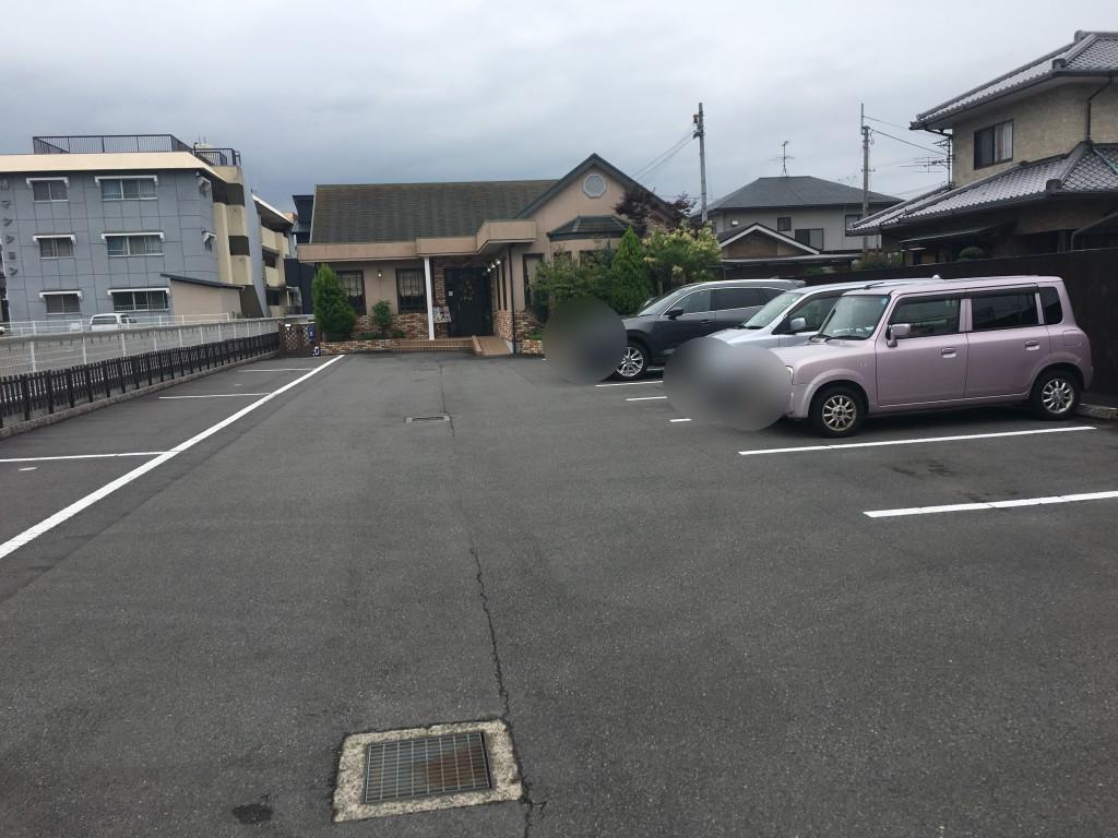 舞蘭chi,駐車場