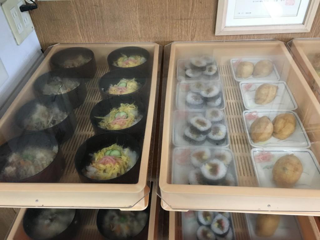 長田in香の香,ご飯