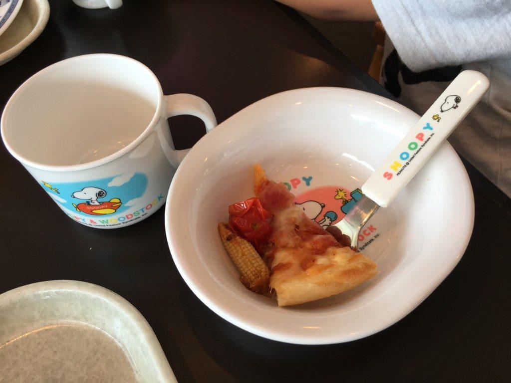 松山全日空ホテル,ランチブッフェ,子供