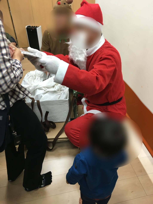 児童館,クリスマスイベント