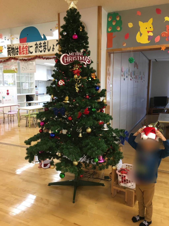 児童館,クリスマス