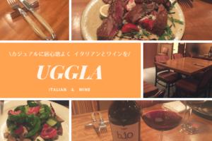 UGGLA (ウグラ),ブログ