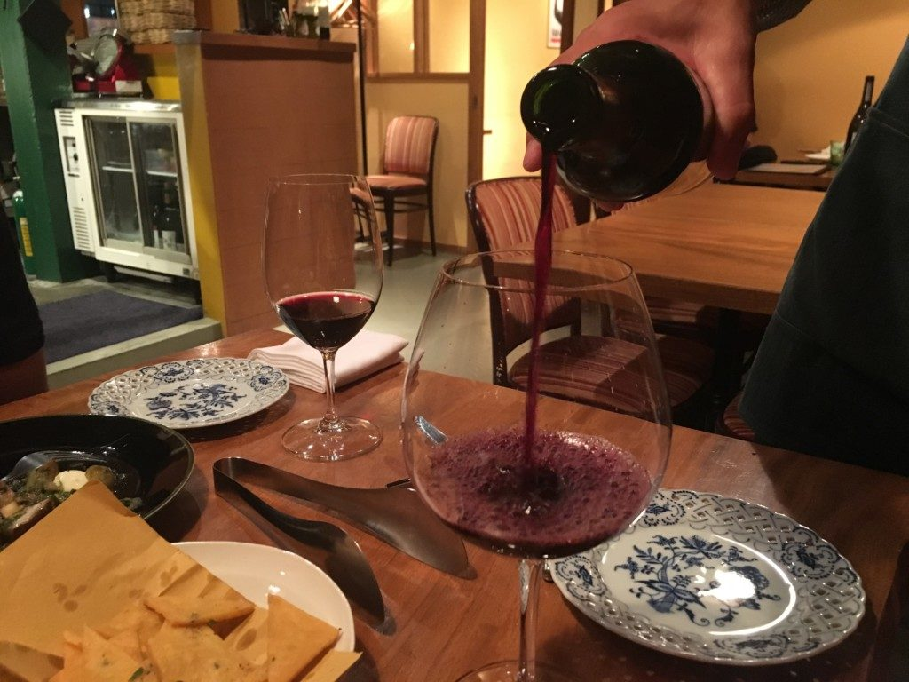 UGGLA (ウグラ),ワイン