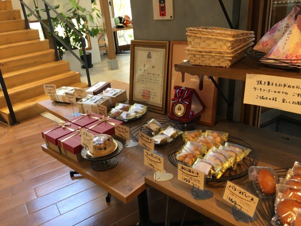 himari,焼き菓子