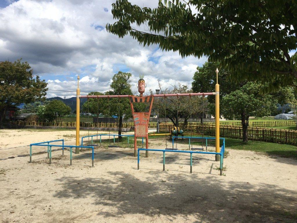 杖ノ淵公園,遊具