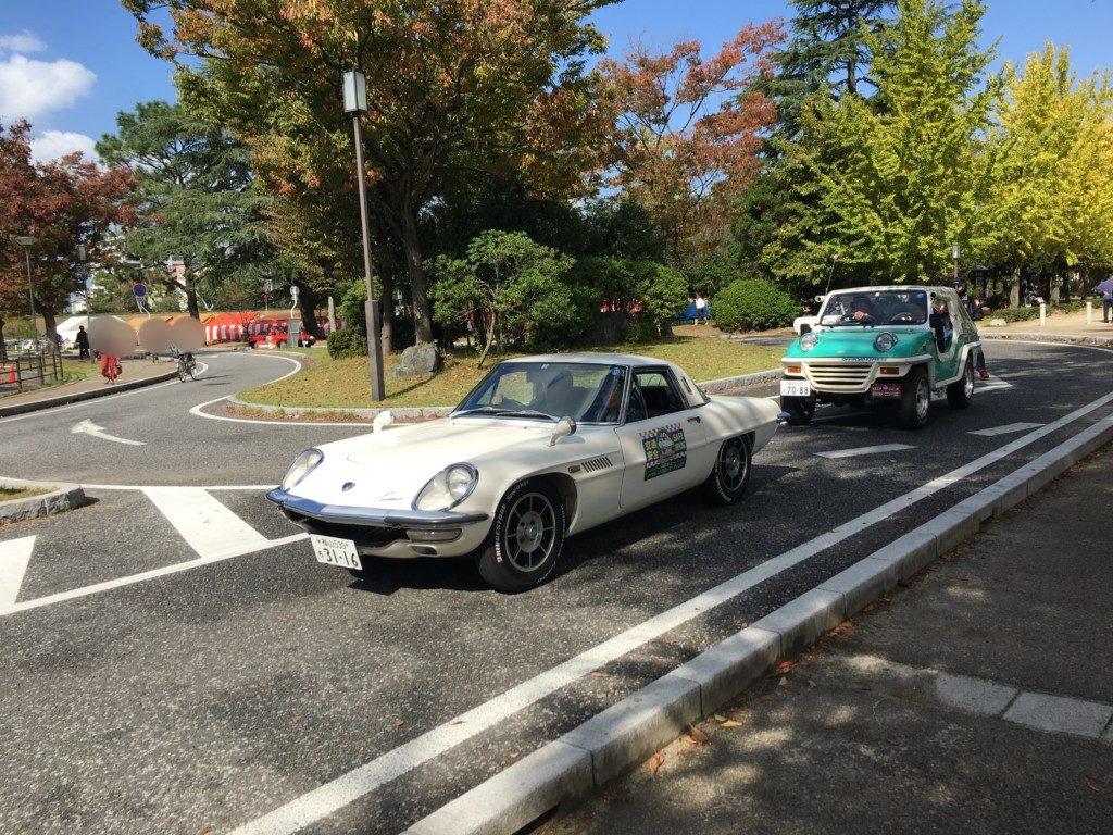愛媛県民祭,ええもんフェスティバル2018,車