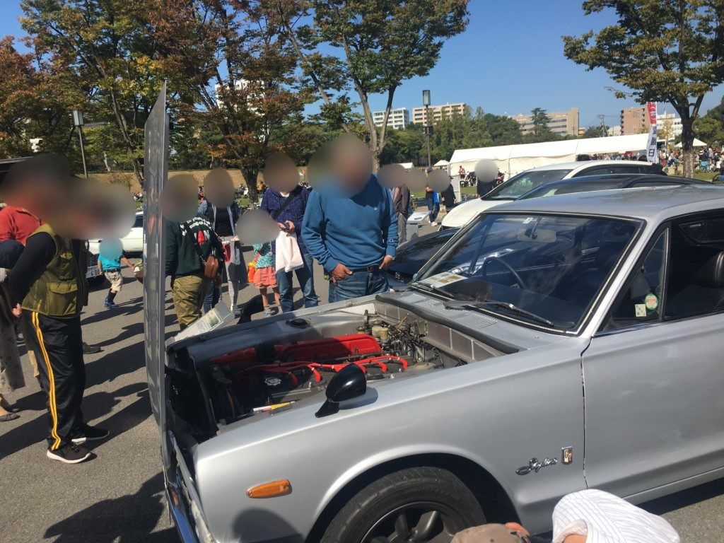 愛媛県民祭ええもんフェスティバル2018,車