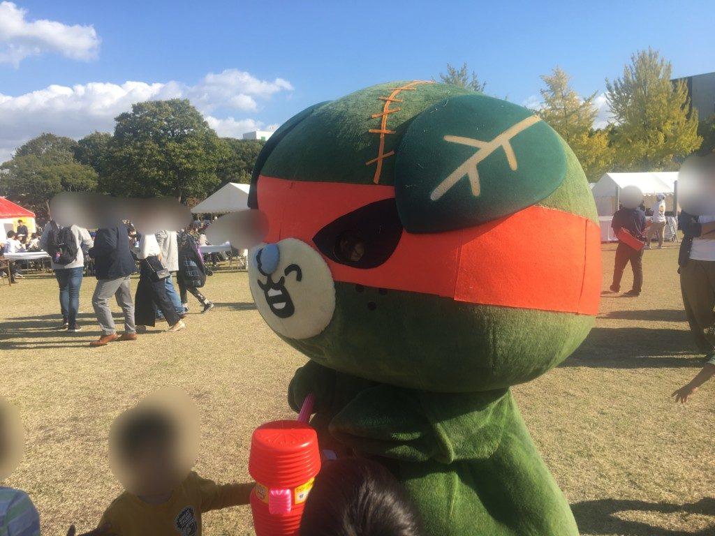 愛媛県民祭ええもんフェスティバル2018,みきゃん
