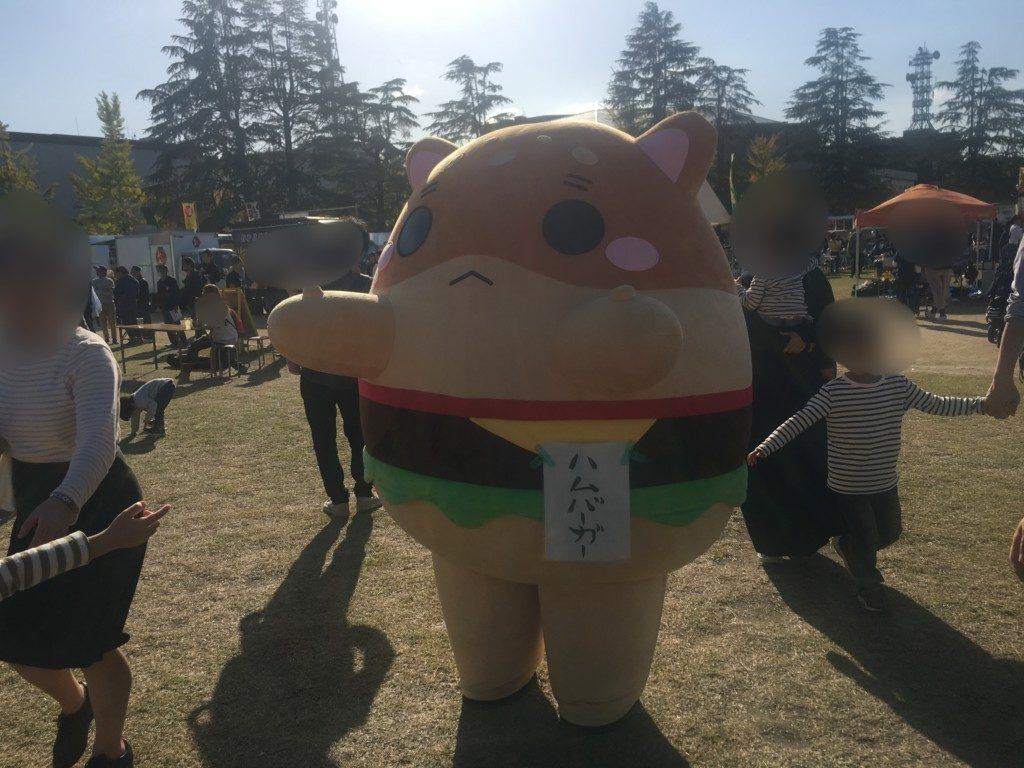 愛媛県民祭ええもんフェスティバル2018,ゆるキャラ