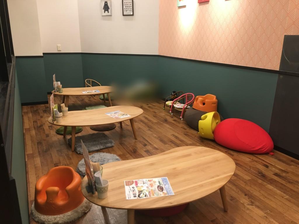 ベリーベリースープ(フジグラン松山店),キッズルーム