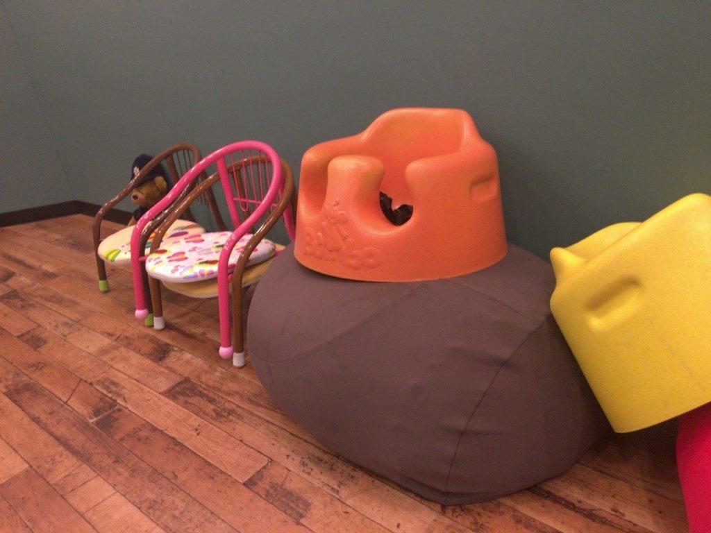 ベリーベリースープ(フジグラン松山店),子供,椅子