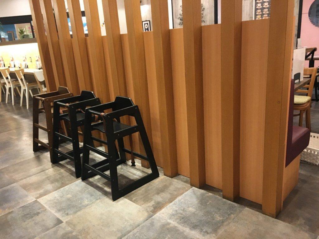 ベリーベリースープ(フジグラン松山店),テーブル席