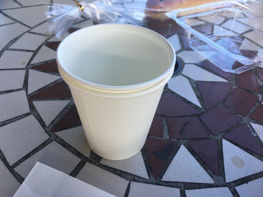 パンステージメリー,無料コーヒー