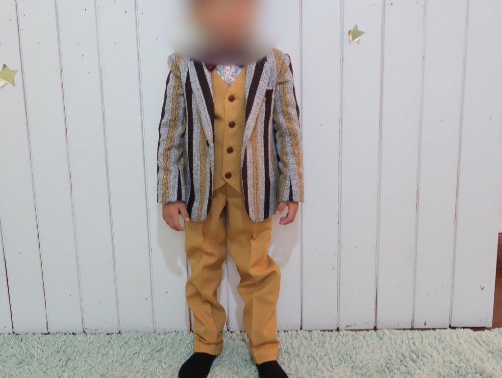 コゴエスタジオ,七五三,男の子洋装