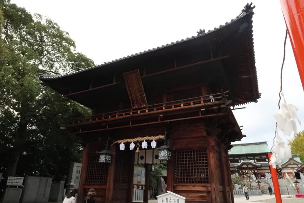 七五三,椿神社