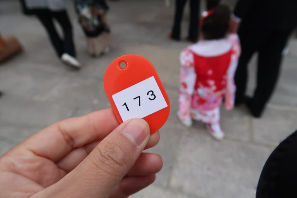 七五三,椿神社,雰囲気