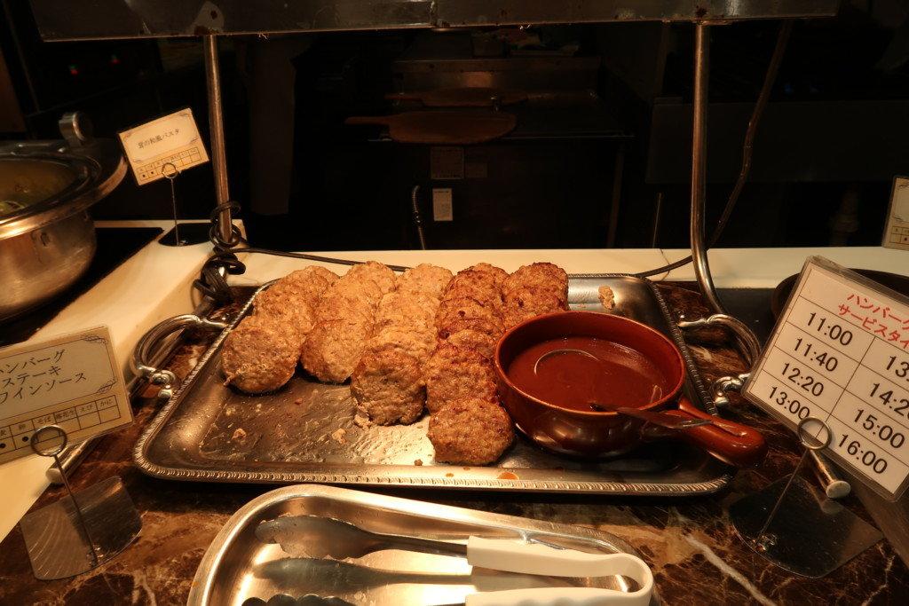 太陽のごちそう(エミフルMASAKI)の料理のメニュー(ハンバーグ)