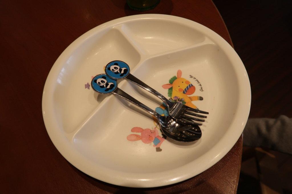 太陽のごちそう(エミフルMASAKI)の子供食器