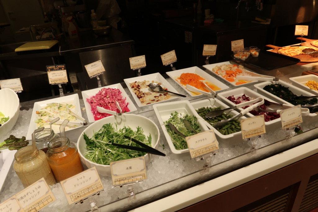 太陽のごちそう(エミフルMASAKI)の料理のメニュー(サラダ)
