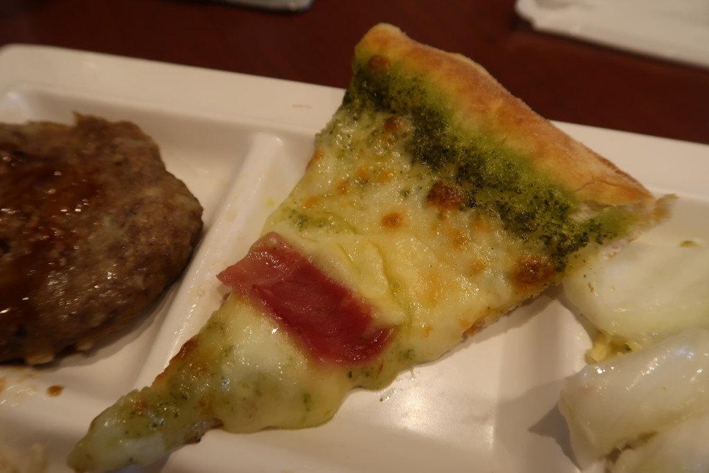 太陽のごちそう(エミフルMASAKI)の料理のメニュー(ピザ)