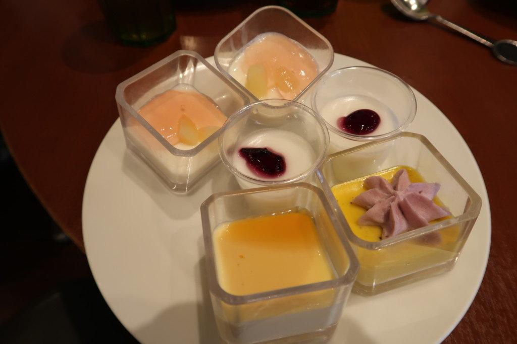 太陽のごちそう(エミフルMASAKI)のデザートを実食
