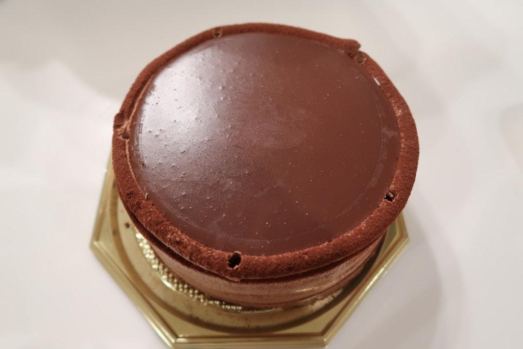 ラブランシュでのキャラクターケーキ(ショコラショコラ)