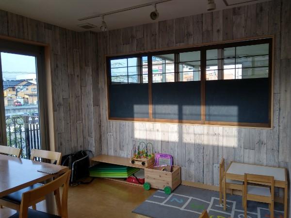 haco(朝生田店)のキッズルーム