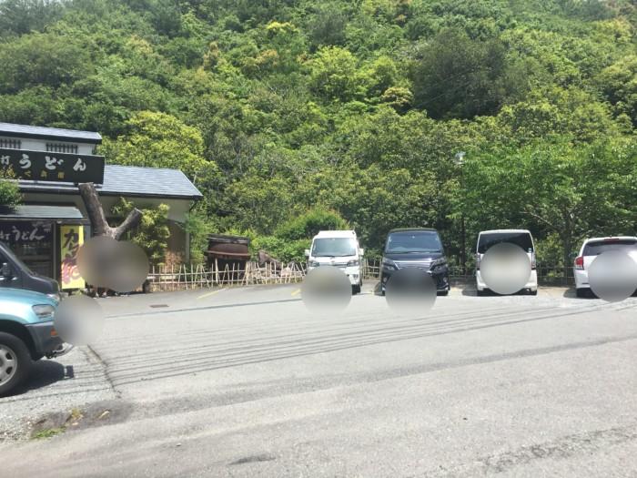 もく兵衛(宇和島)の駐車場