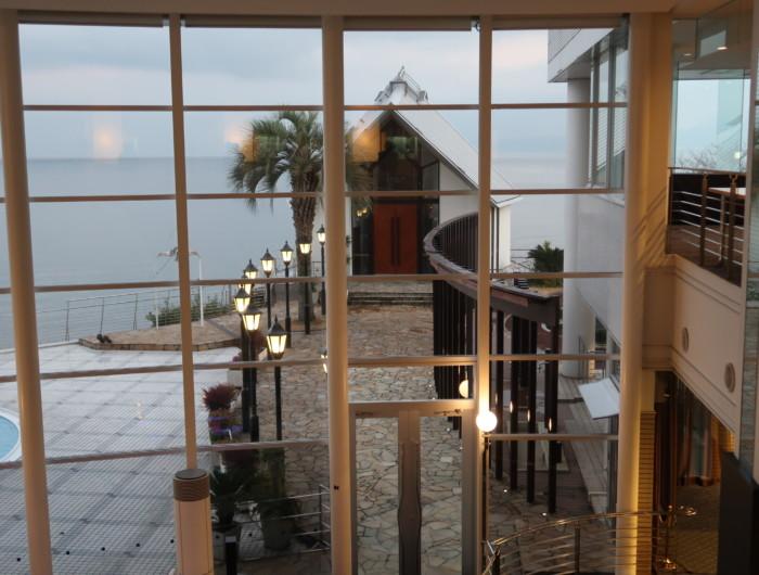 ホテル&リゾーツ別府湾のチャペル