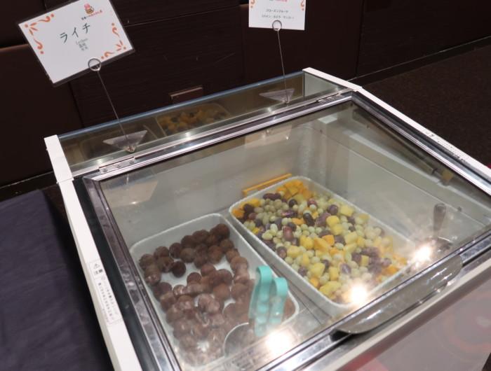 ホテル&リゾーツ別府湾,朝食バイキングのメニュー(デザート)