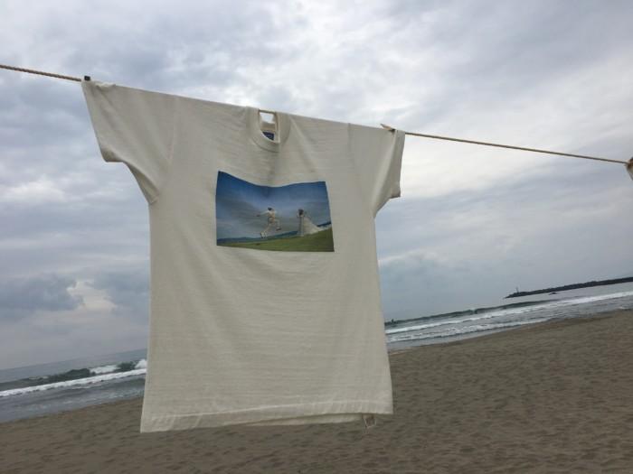 高知Tシャツアート展,結婚式のTシャツ