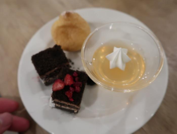 亀の井ホテルバイキング『別府ボールドキッチン』夕食のデザート各種