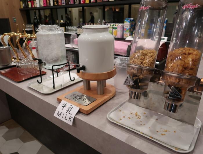 亀の井ホテルバイキング『別府ボールドキッチン』朝食のドリンクメニュー